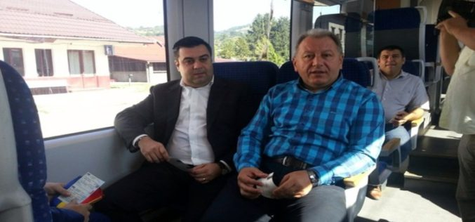 Ministrul Transporturilor a promis investiții în Bistrița-N. Finanțele îi iau însă banii pentru că n-a reușit să-i cheltuie