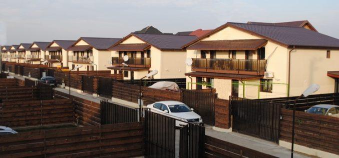 1,4 milioane mp de locuințe construite în 10 ani în Bistrița-N, deși populația e în scădere