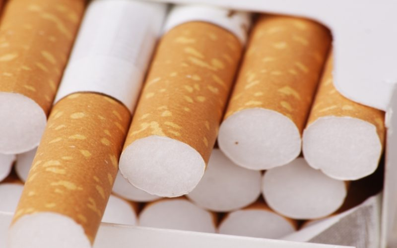 O bistrițeancă rulează 5,7 milioane euro în comerțul cu tutun, fără niciun angajat