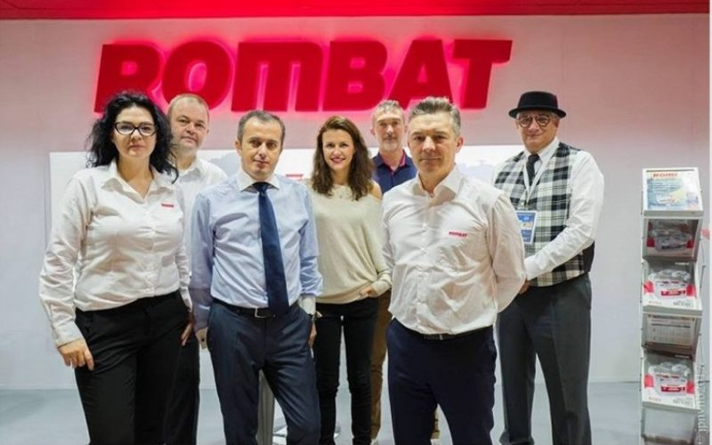 ROMBAT a defilat cu succes la expozițiile de la Moscova și Paris