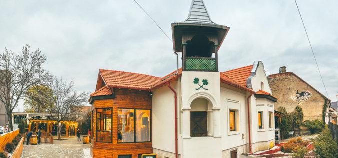 CASA cu BERE – localul de poveste unde doi bistrițeni s-au asociat cu Staropramen