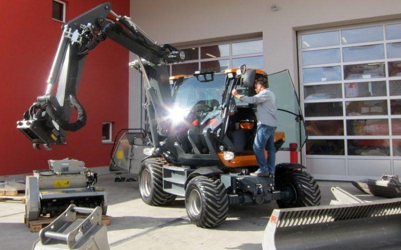 Ce companie din Bistrița expune azi la cel mai mare târg agricol din lume?