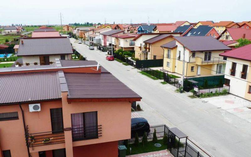 Investițiile în construcții au scăzut cu peste 70% în Bistrița-Năsăud. Gata boom-ul?