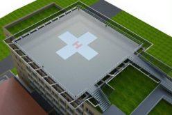 Proiectul Heliportului de pe Spitalul Județean depășește faza discuțiilor și intră în licitații
