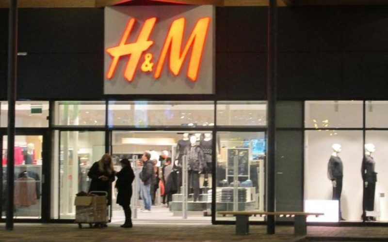 H&M schimbă deja managerul la Bistrița