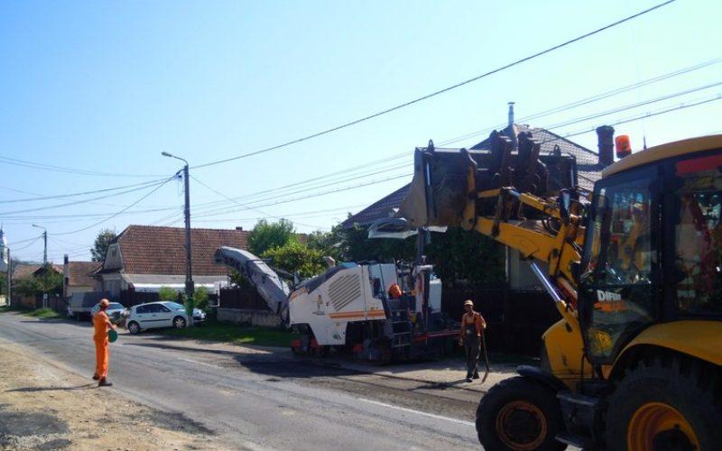 DIMEX ia din nou jackpotul: 3,31 mil. lei pentru întreținerea drumurilor județene pe timp de vară