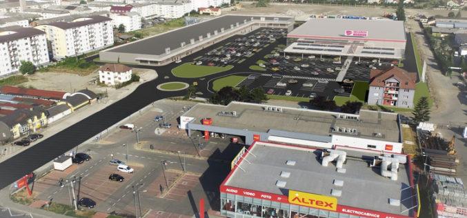 Inaugurarea galeriei comerciale de lângă Selgros, ce trebuia să aibă loc mâine, 17 mai, a fost anulată