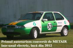 ROMBAT poate intra în familia lărgită a producătorilor de autovehicule electrice