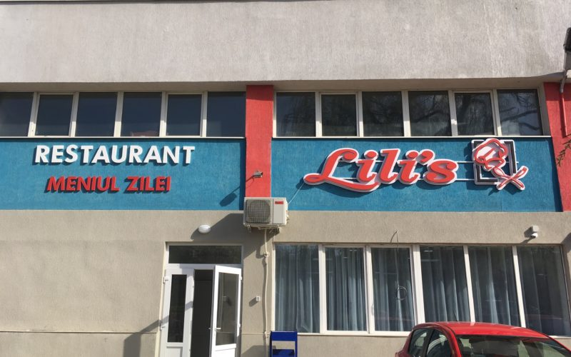 S-a deschis LILI'S, cel mai nou restaurant din Bistrița, o investiție marca MetalPRO