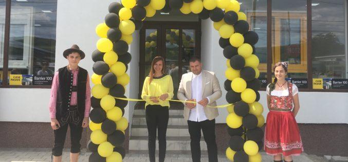BARRIER, producător de uși și ferestre premium, a intrat oficial pe piața din Bistrița