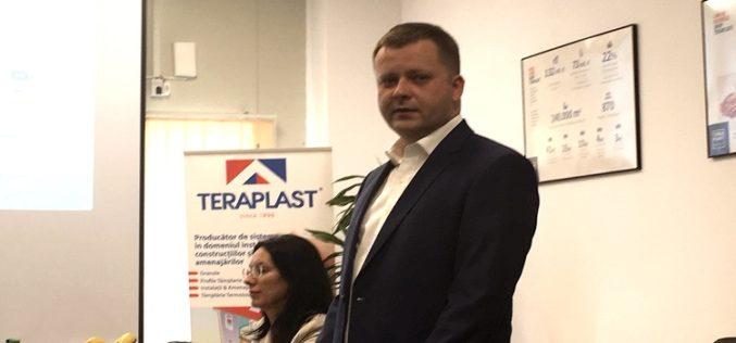 Alexandru Stânean, readus în familia TERAPLAST în poziția de director general adjunct
