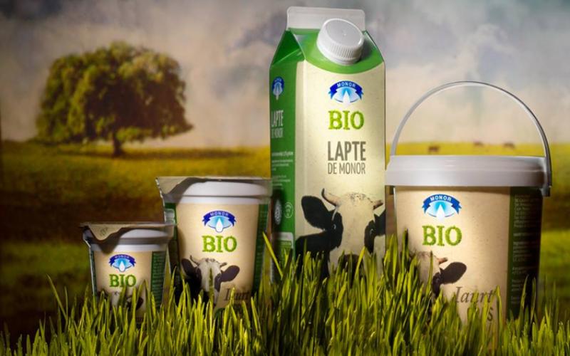 Primii 3 producători de lactate din județ și-au crescut afacerile spre 150 mil. lei. MONOR are cifre record