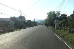 DIMEX a turnat primii 3 km de asfalt în Bistrița Bârgăului, parte din Lotul 2 Poarta Transilvaniei