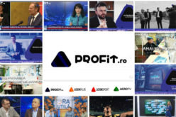 Postul de televiziune PROFIT.RO a fost lansat astăzi în grilele Digi și UPC