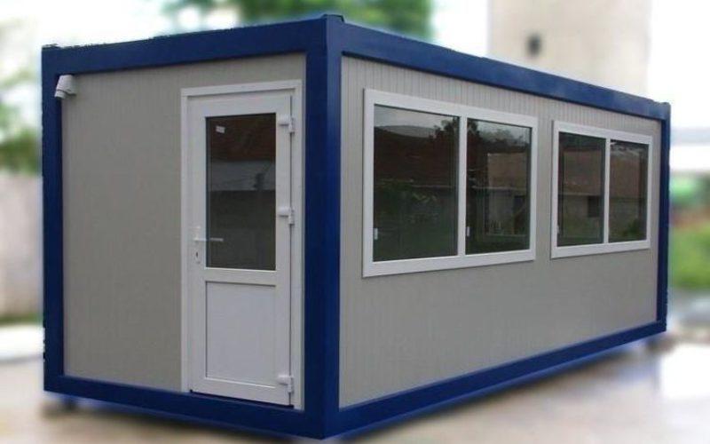 O firmă din Ploiești va livra Primăriei Bistrița 8 locuințe-container, cu 4.000 euro bucata