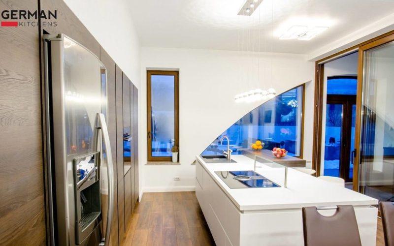 Superofertă la GERMAN KITCHENS : 20% reducere la bucătării Nobilia + electrocasnice Siemens