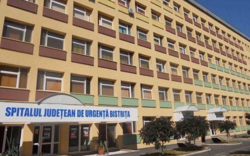 Excedent financiar de 17,88 milioane lei la Spitalul Județean de Urgență Bistrița