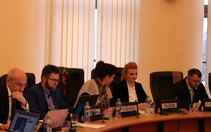 Majoritatea locală a PSD-ALDE s-a întors cu fundul la inițiativa Opoziției privind Referendumul