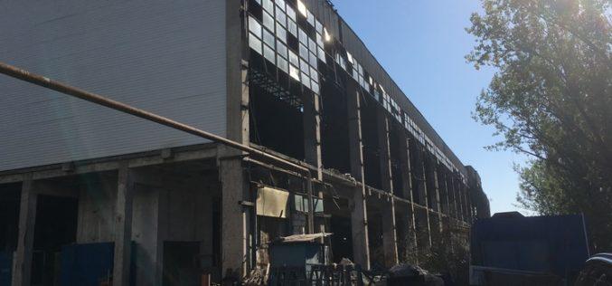 Investitorul imobiliar Marius Negrea a cumpărat cu 550.000 euro fosta Turnătorie a ARIO, de lângă Dedeman