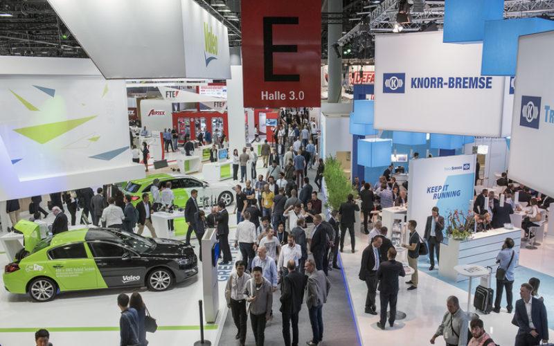 ROMBAT și-a prezentat la Frankfurt noua generație de baterii auto