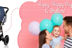 Magazinul online Strollers.ro, fondat de un bistrițean, vinde în toată țara peste 50.000 de produse pentru copii