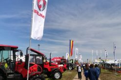 IRUM Reghin și-a expus utilajele agricole și forestiere la Agriplanta și estimează +20% în 2019