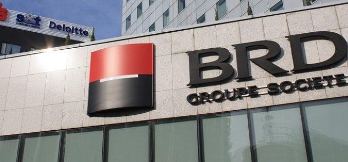 BRD anunță profit de 787 milioane de lei în prima jumătate a anului