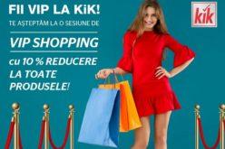KiK deschide un nou magazin la Bistrița