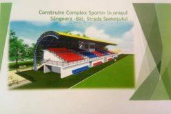Ministerul Dezvoltării dă 2 mil.euro pentru un complex sportiv la Sângeorz Băi