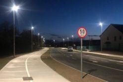 Se investesc 1,3 mil.lei în iluminatul public de la Lechința