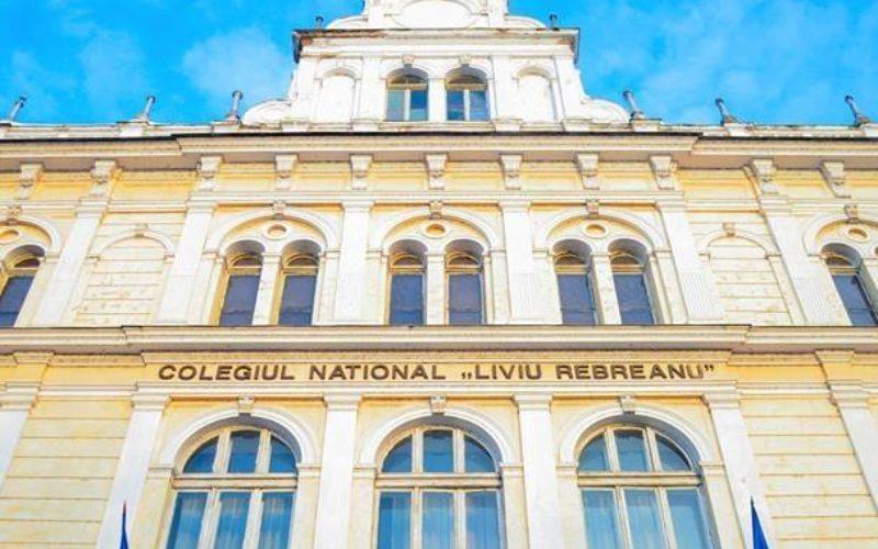 """Cu 32 mil.lei se va moderniza Colegiu Național """"Liviu Rebreanu"""""""