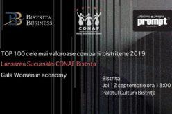Bistrița Business și CONAF vă invită la Palat