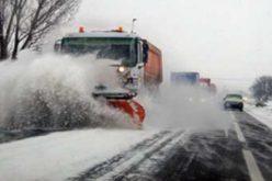 DIMEX, LDP și DACIA ASPHALT vor curăța la iarnă drumurile din Bistrița-Năsăud
