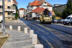 Investiții de 13 mil.lei în modernizarea a aproape 100 de străzi din Bistrița