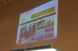Tineret.net, o idee revoluționară lansată astăzi la Bistrița