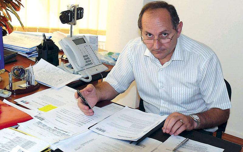 Cel mai bogat antreprenor din Dej vine să exploateze agregate minerale la Braniștea