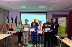 Cu o imprimantă 3D, Ionel Chereja a luat locul III la un concurs național de tehnică și IT