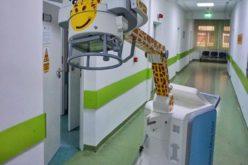 """""""Girafa"""" salvatoare de la Spitalul Județean face radiografii performante"""