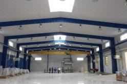Cu o investiție de aproximativ 300.000 euro, o nouă firmă intră în Parcul Industrial