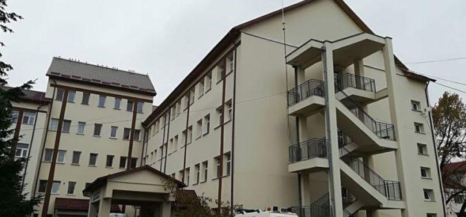 Cu 1 mil. euro, AMICII BUILDING modernizează Ambulatoriul Spitalului Orășenesc Beclean