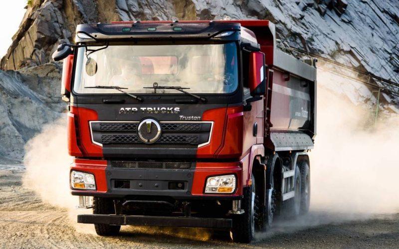 ATP Exodus, dealer Mercedes în Bistrița, construiește o fabrică de camioane în 2020