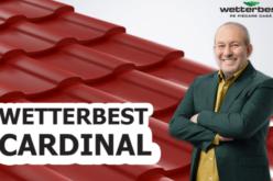Wetterbest lansează profilul Cardinal, soluția pentru acoperișuri simple și complexe