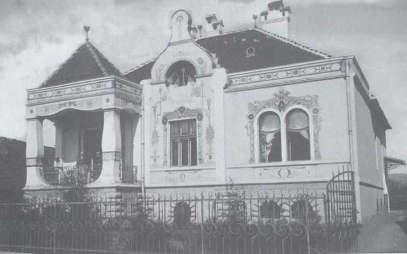 Se caută o firmă care să reabiliteze casa în care a locuit fratele lui Mihai Eminescu