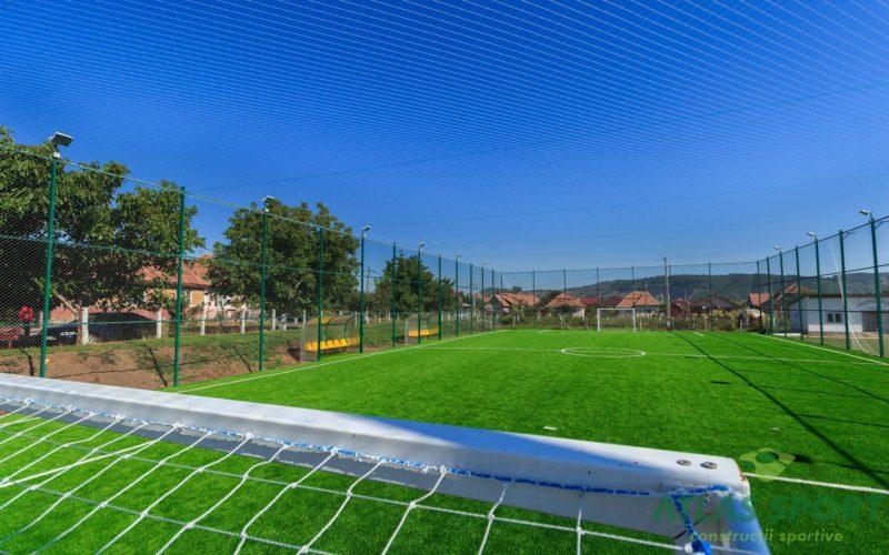 La Prundu Bârgăului va fi construită o bază sportivă de aproape 15.000 mp