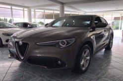 Primul SUV din istoria Alfa Romeo a ajuns la Bistrița