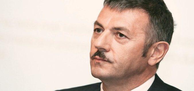 Proprietarul TERAPLAST și HERMES, Dorel Goia, a fost uns cetățean de onoare al județului