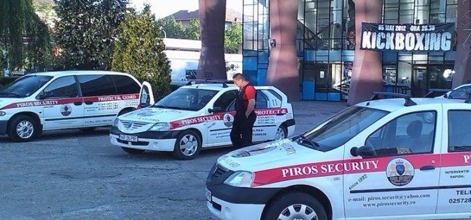 Paza mall-urilor bistrițene a fost dată pe mâna arădenilor insolvenți de la Piros