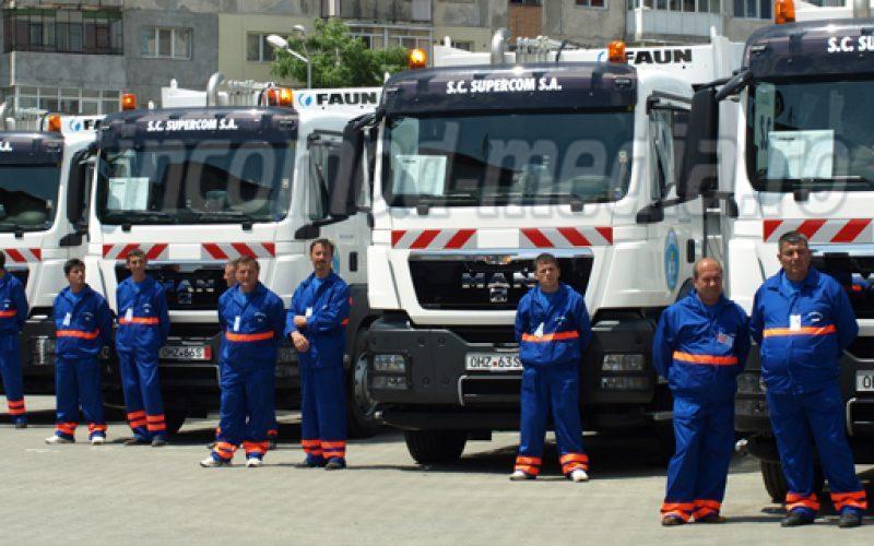 SUPERCOM se îndatorează iar ca să cumpere utilaje pentru noul contract de la Cluj