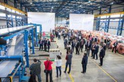 TERAPLAST a inaugurat ieri prima fabrică românească din străinătate, după 1990