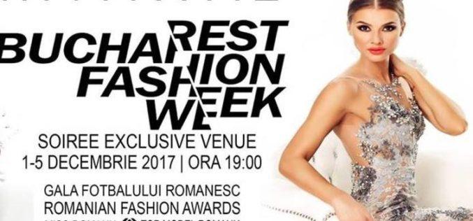 Sala de evenimente a bistrițenilor Părău-Duhan găzduiește Bucharest Fashion Week 2017